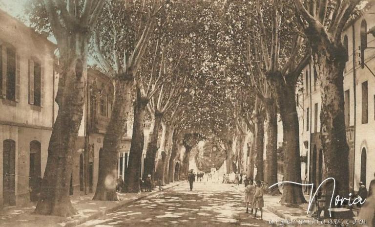 La rue Saint Paul