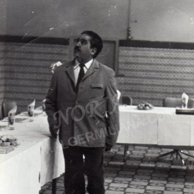 Mr ALLAOUA, Agent chef
