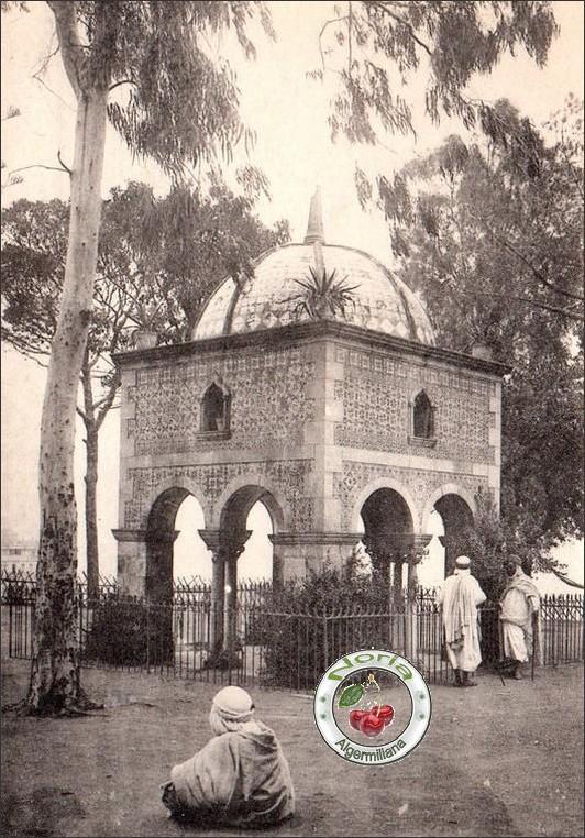 Le tombeau de lalla Aïcha