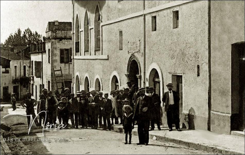 La Synagogue/ 1921