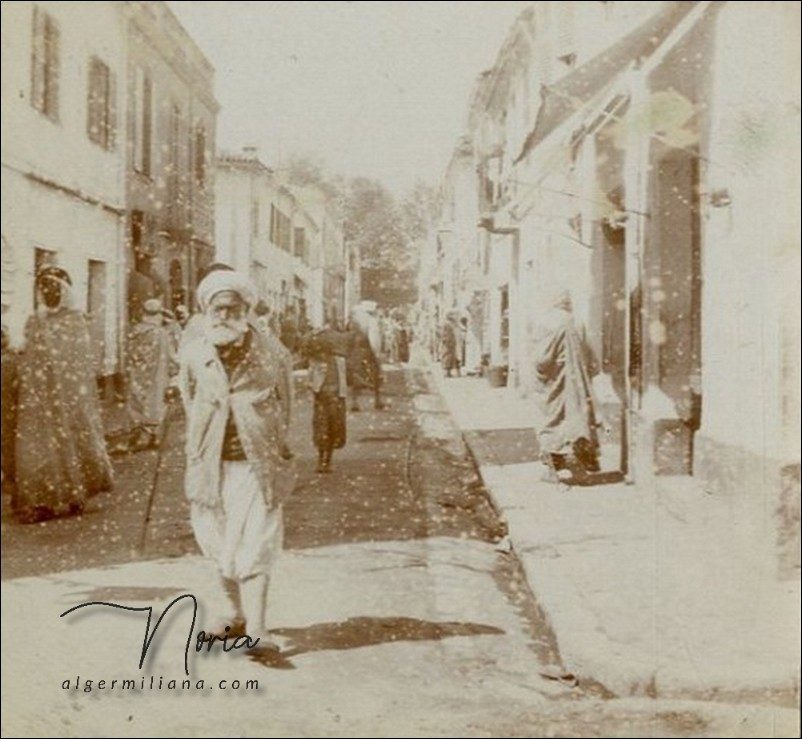 Rue Arabe