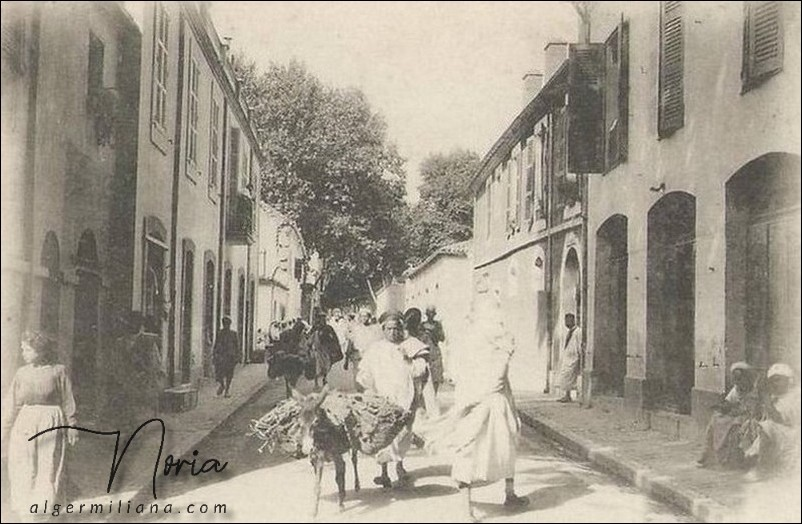 Rue de Smyrne