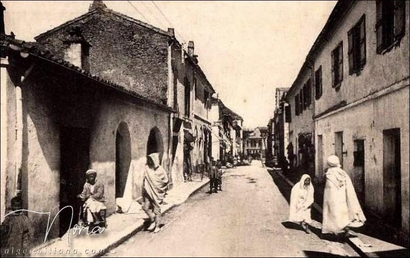 Rue Arabe (1930)