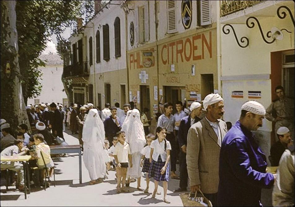 Une rue arabe