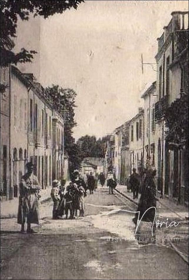 Avenue du Marché