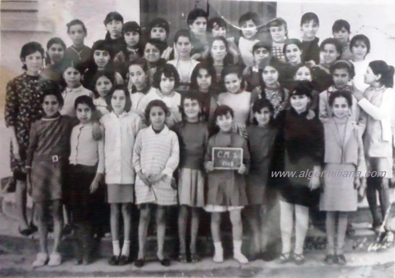 Miliana/ Écoles primaires
