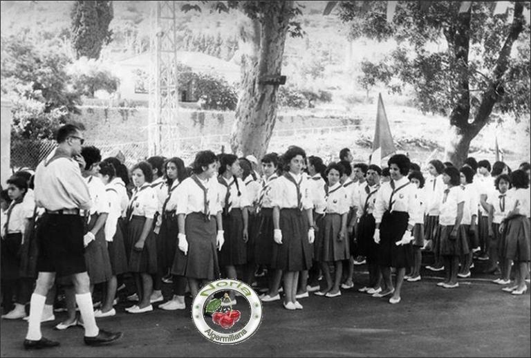 Le scoutisme féminin
