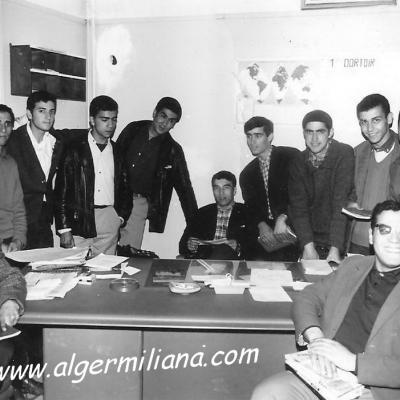 1 er Avril 1966