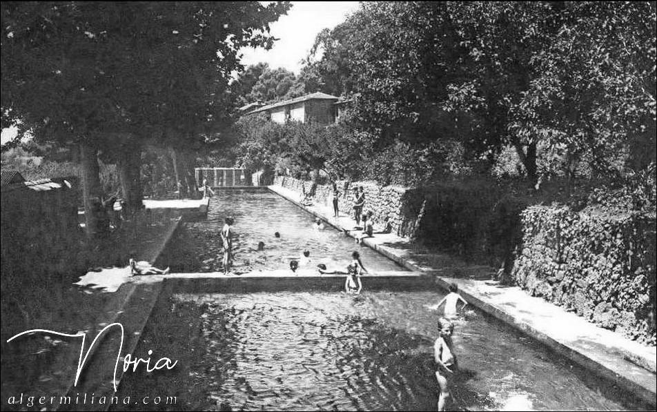La piscine des Belles Sources
