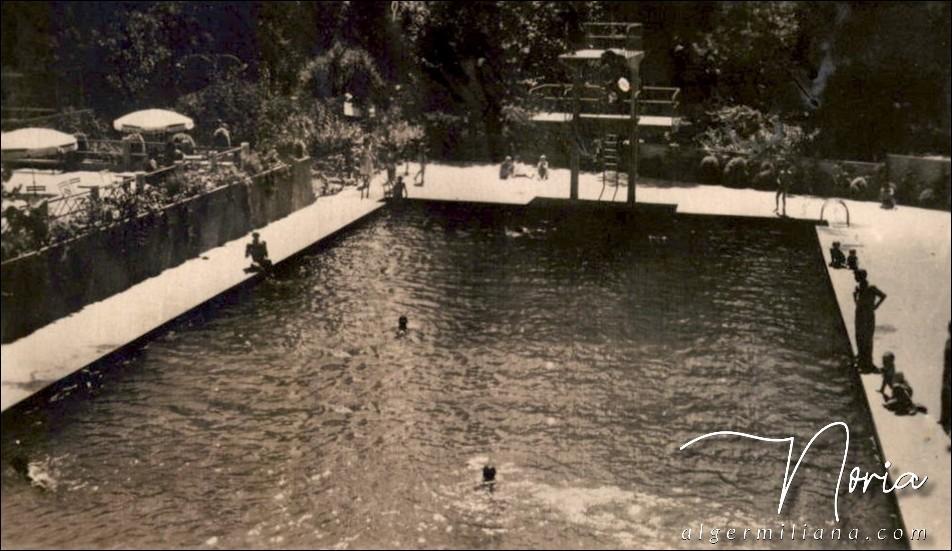 La piscine Saint-Antoine