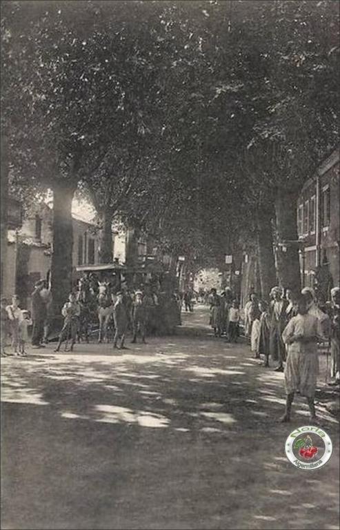 La rue Saint-Paul