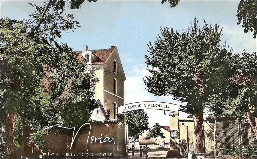 La Caserne d'Allonville