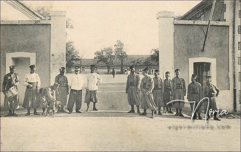 L'hôpital militaire