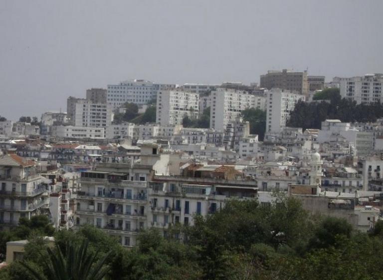 Vue sur Bab-El-Oued