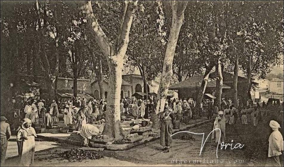 La Place du Charbon