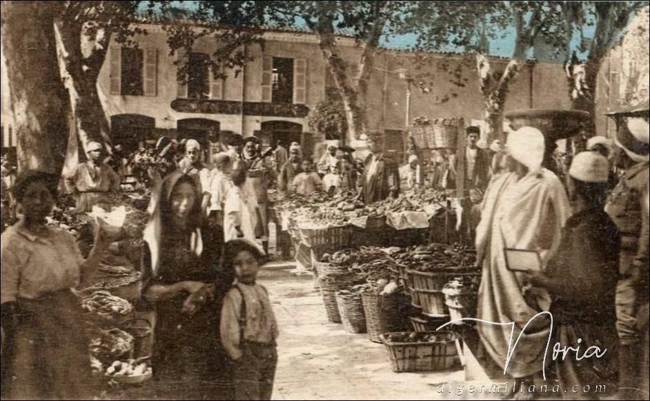 La Place du Charbon/1917