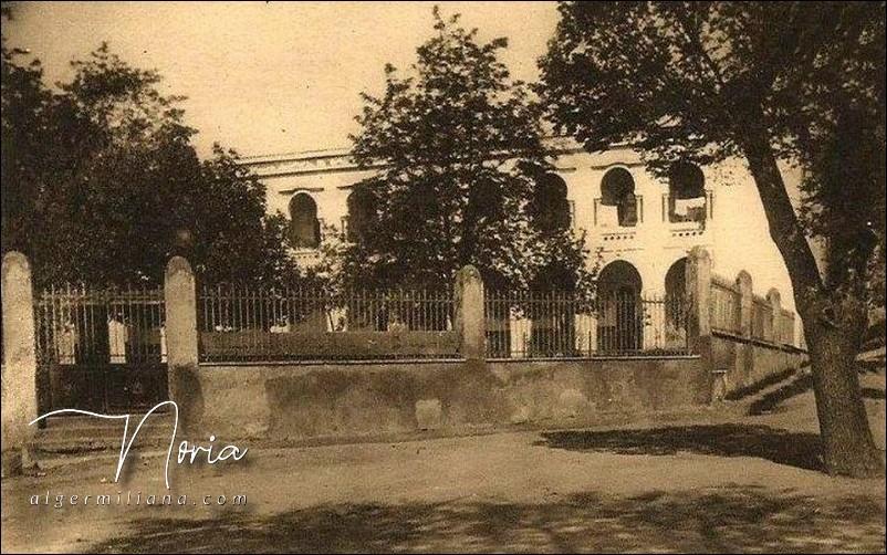 École Maubourguet