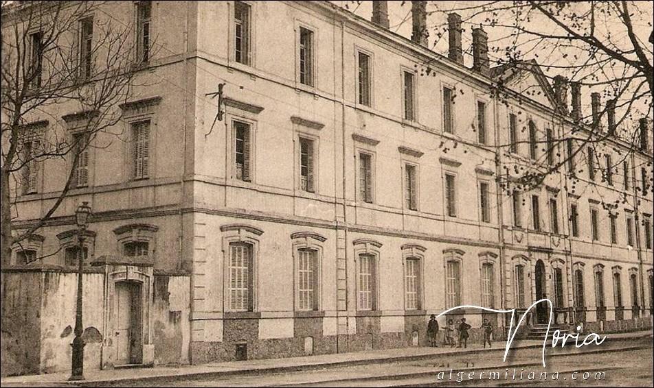 Lycée M.ABDOU/ ex : École Normale