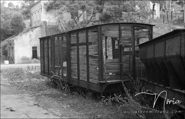 Dernier Wagon Marchandise