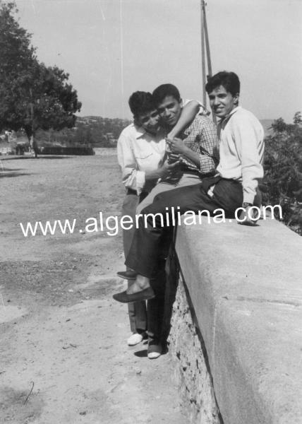 Le 31 Mai1967 à la Pointe des Blagueurs