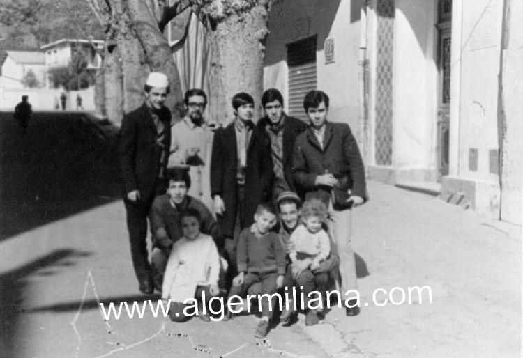 1969 : les maîtres d'internat
