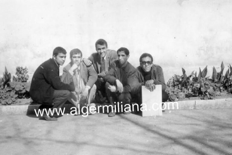 22/03/1969. Excursion à Oran