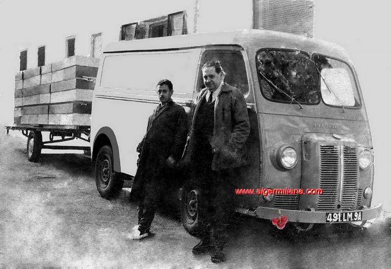 Roger Vincent & Med KORRI