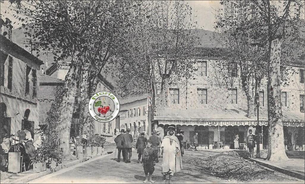 Rue Saint Jean & Denis Affre