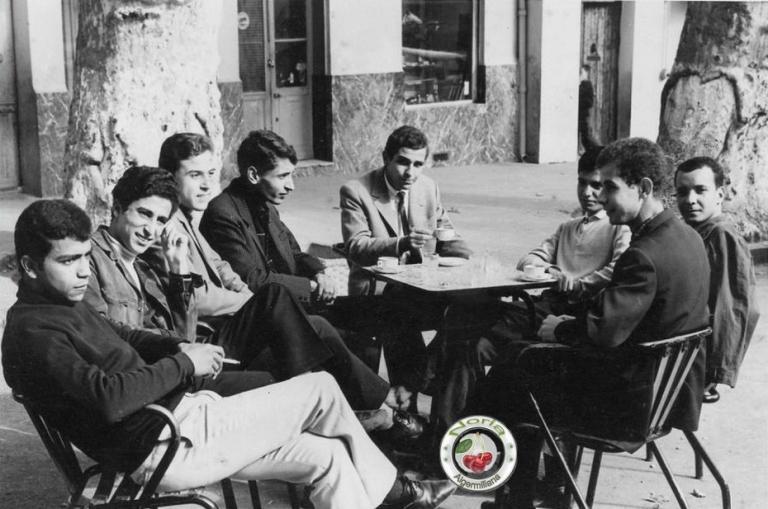 Les maîtres d'internat/ 30 Octobre 1967