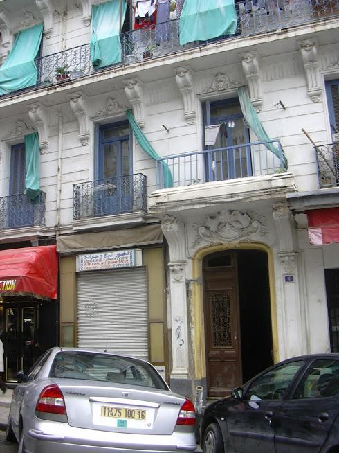 Rue Géricault &  le Marchand de jouets