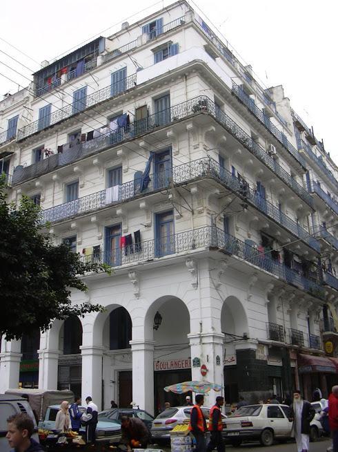 Rue Eugène Robe, immeuble Laskar