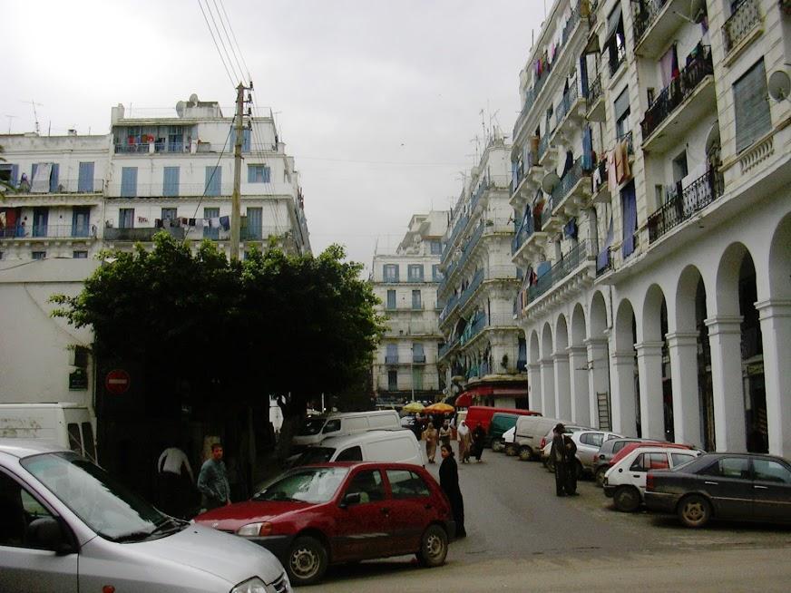 Rue Géricault
