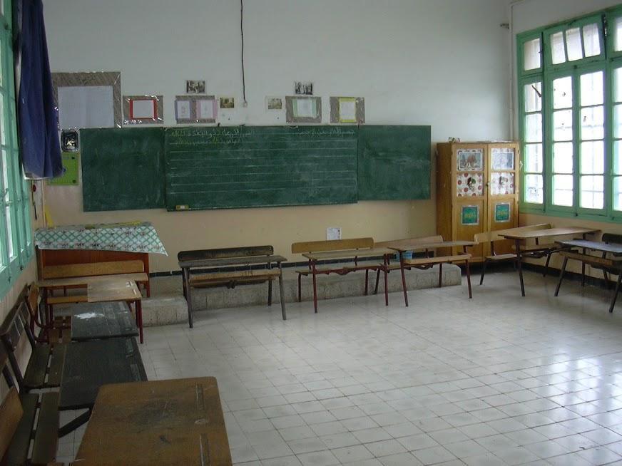 Ecole Lazerges/ Les classes