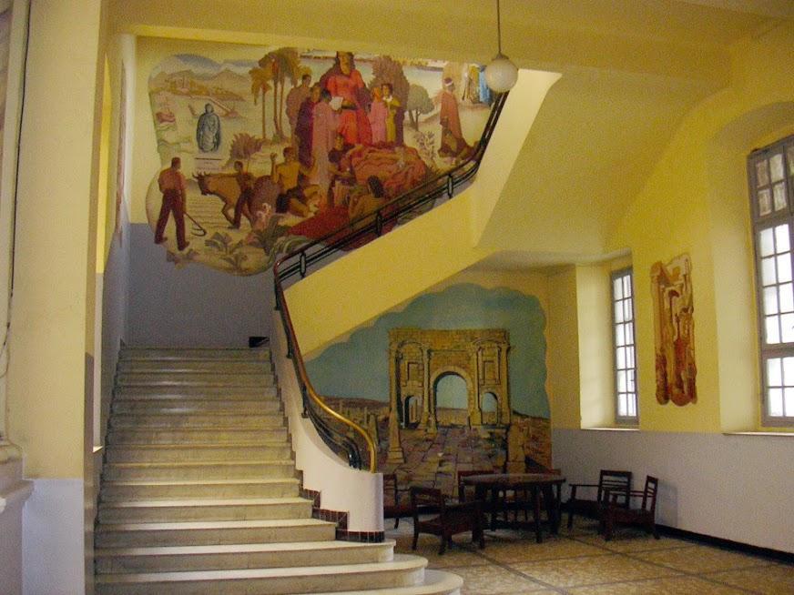 Lycée Bugeaud/ Grand escalier