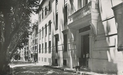 Le lycée, années 70/ Par Med LANDJERIT