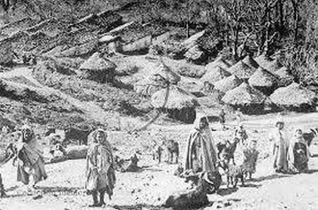 Les habitants de la Casbah