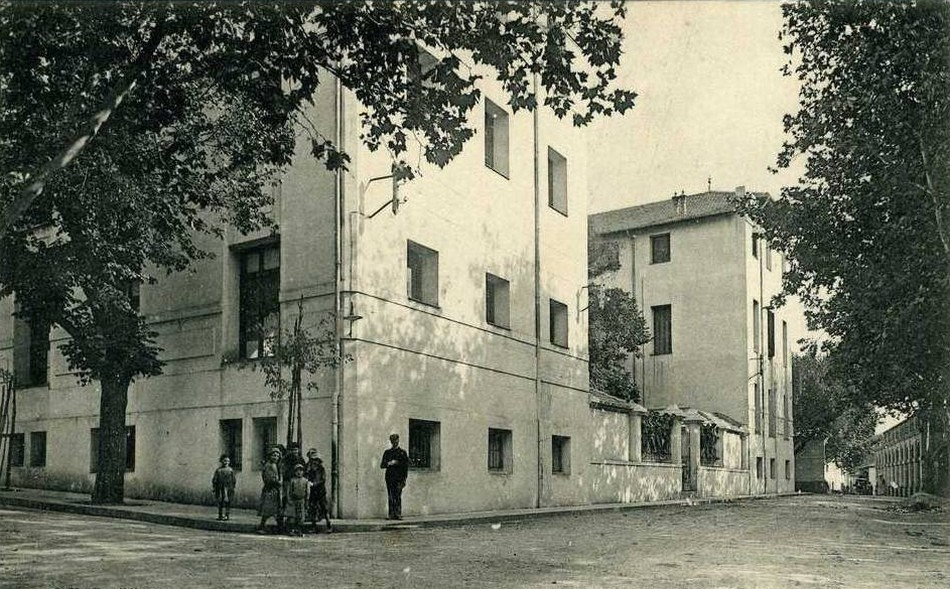 Lycée Mustapha FERROUKHI