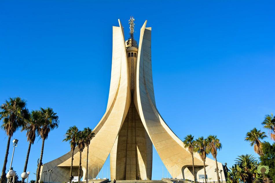 Maquam E'Chahid/ Monument des Martyrs