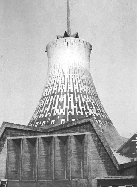 La Cathédrale du Sacré-Coeur