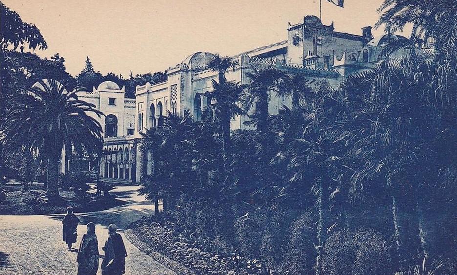 Palais du peuple, ex : Palais d'été