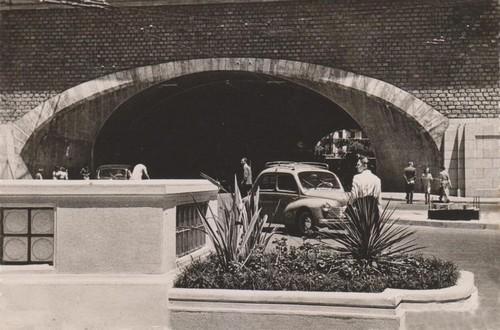 Tunnel des Facultés