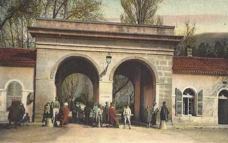 Portes du Zaccar