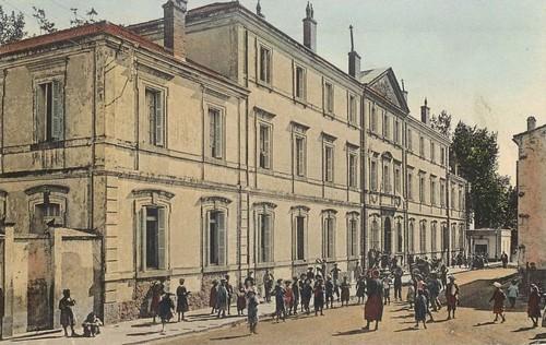 L'historique du lycée Med ABDOU