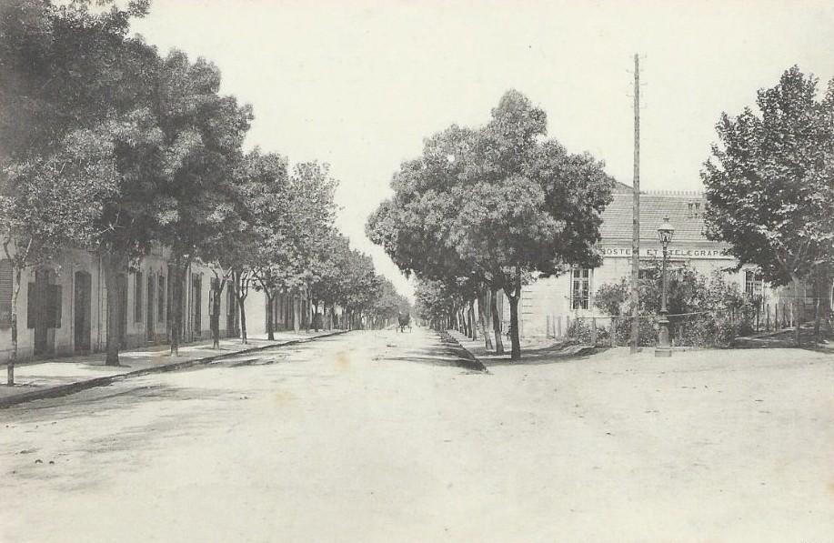 Affreville centre ville