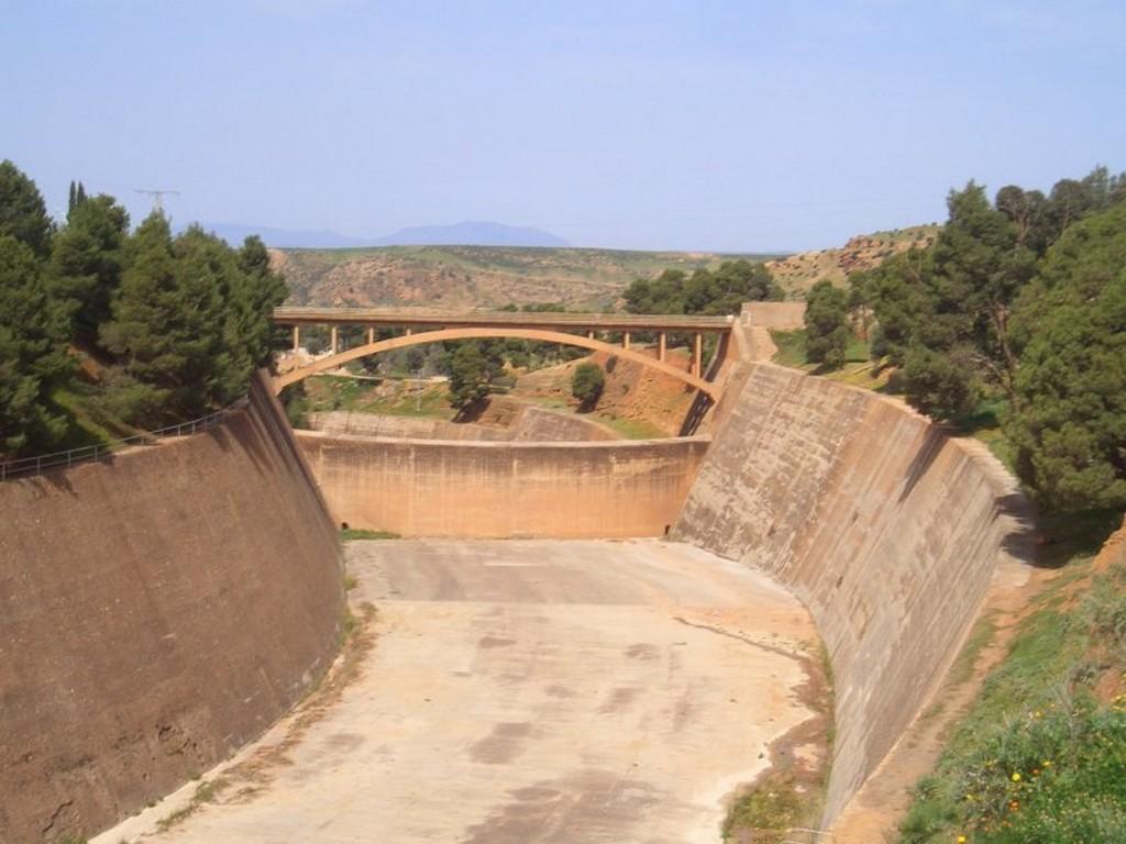 58784 barrage ghrib a ain defla