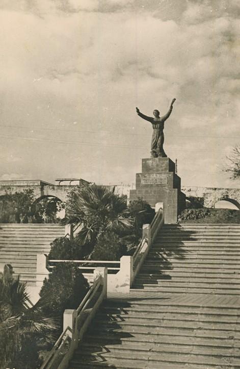 Monument du Seigneur Affre