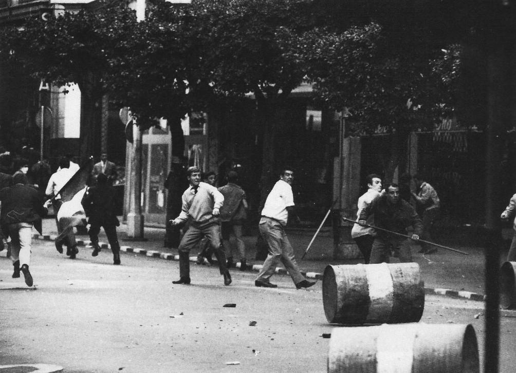Alger 9 d cembre 1960 les meutes