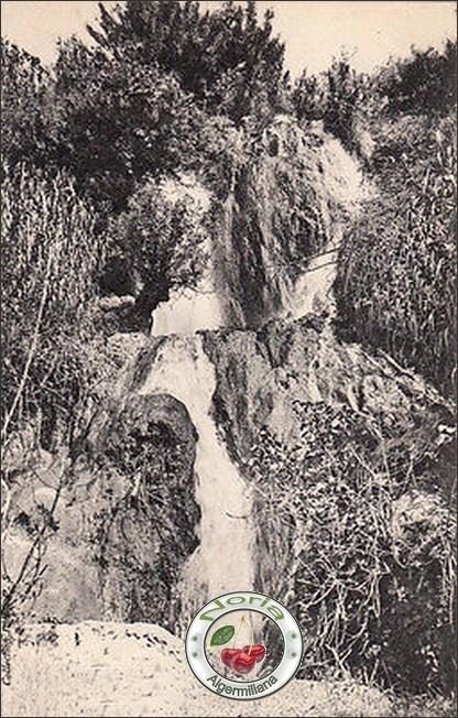 Algerie algeria miliana 2 la grande cascade