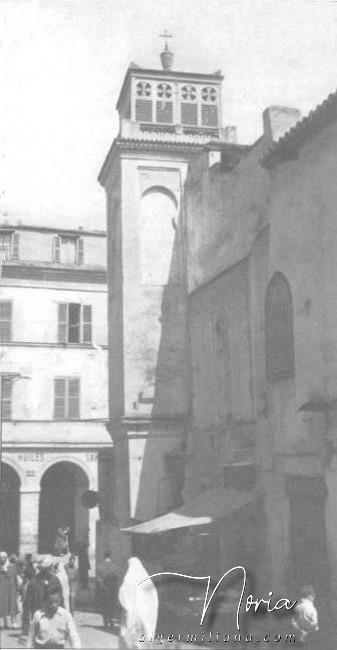 La rue de la Casbah