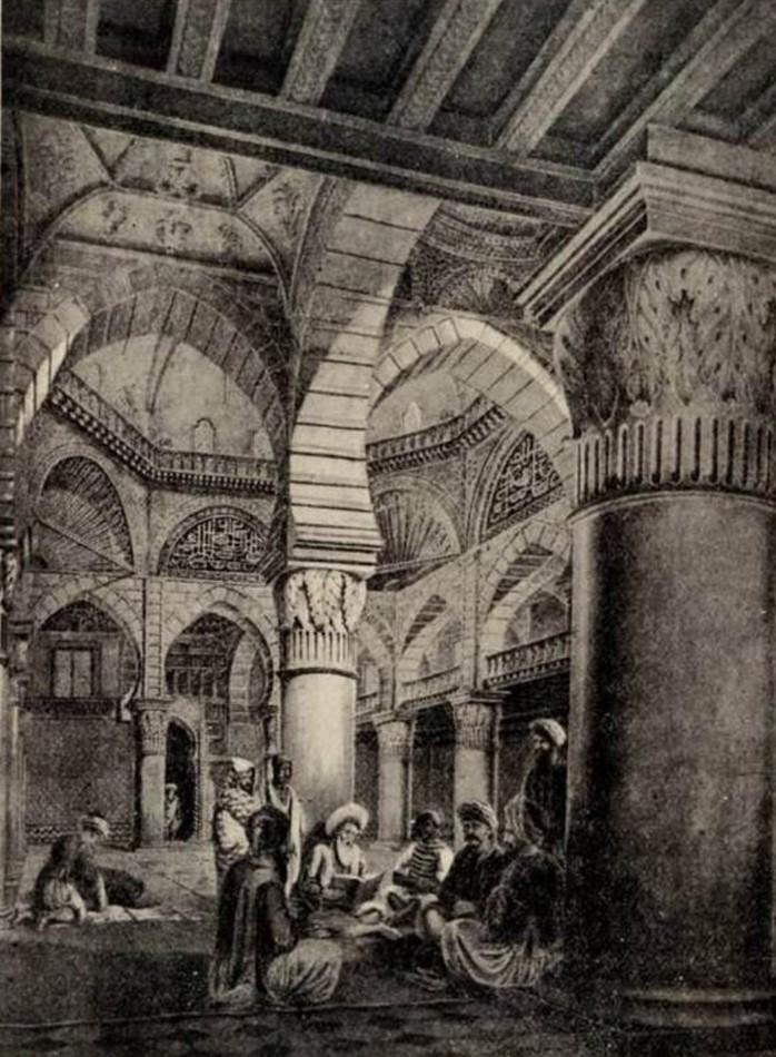 Figure 1 conversion des lieux de culte a alger du xviiieme au xxeme siecle cas de la mosquee cathedrale ketchaoua